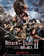 Subtitrare Attack on Titan: Part 2