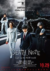 Film Death Note: Light Up the New World