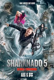 Film Sharknado 5: Global Swarming