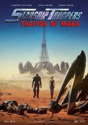 Film Starship Troopers: Traitor of Mars
