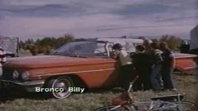 Trailer Bronco Billy