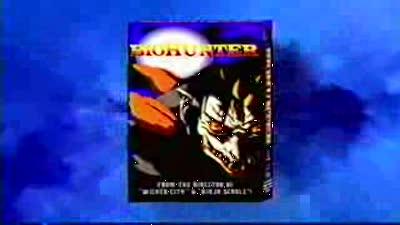 Trailer Biohunter
