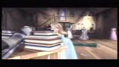 Trailer Barbie as the Princess and the Pauper