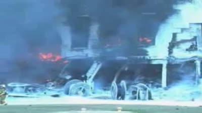 Trailer 911 in Plane Site
