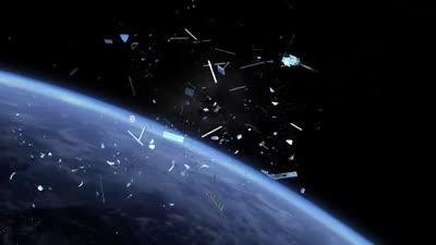Trailer Space Junk 3D