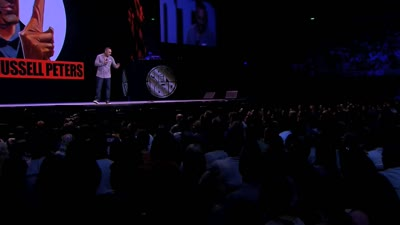 Trailer Russell Peters: Notorious