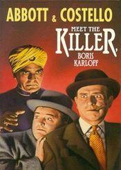 Subtitrare Abbott and Costello Meet the Killer, Boris Karloff