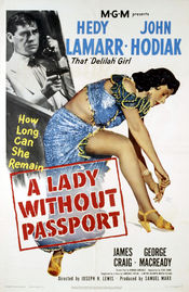 Subtitrare A Lady Without Passport