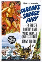 Subtitrare Tarzan's Savage Fury