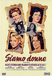 Subtitrare Siamo donne (We, the Women)
