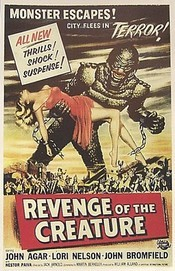 Subtitrare Revenge of the Creature