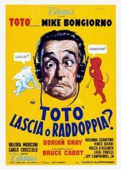 Subtitrare  Totò, lascia o raddoppia? (Totò Double or Nothing)