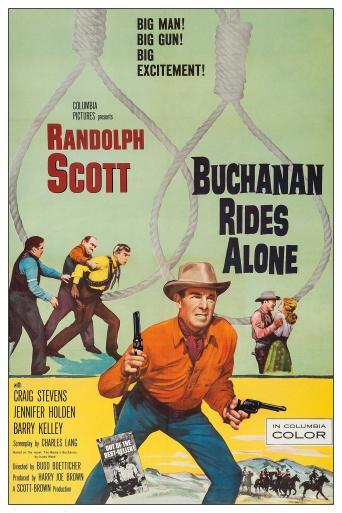 Subtitrare Buchanan Rides Alone