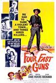 Subtitrare Four Fast Guns