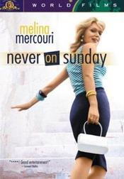 Subtitrare Never on Sunday (Pote tin Kyriaki)