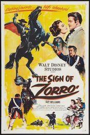 Subtitrare The Sign of Zorro (El signo del Zorro)