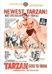 Subtitrare Tarzan Goes to India