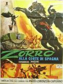 Subtitrare Zorro alla corte di Spagna