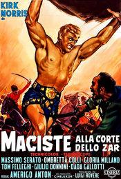 Subtitrare  Atlas Against the Czar (Maciste alla corte dello