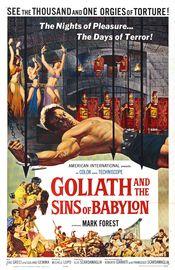 Subtitrare Maciste, l'eroe più grande del mondo (Goliath and
