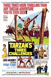 Subtitrare Tarzan's Three Challenges