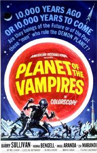 Subtitrare Planet of the Vampires (Terrore nello spazio)