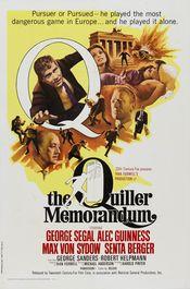 Subtitrare The Quiller Memorandum
