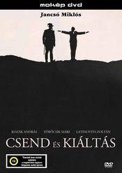 Subtitrare Csend és kiáltás (Silence and Cry)
