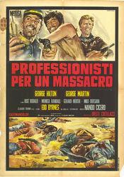 Subtitrare Professionals for a Massacre (Professionisti per u