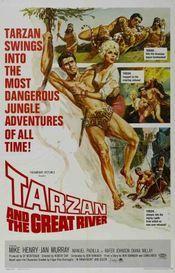 Subtitrare Tarzan and the Great River