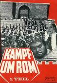 Subtitrare Kampf um Rom I (The Last Roman)