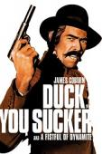 Subtitrare Giu la testa (A Fistful of Dynamite) (Duck, You Su