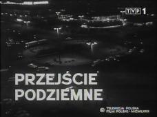 Subtitrare Przejscie podziemne (The Underground Passage)