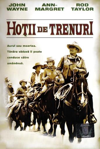 Subtitrare The Train Robbers