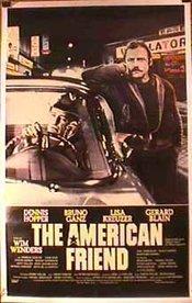 Subtitrare Der Amerikanische Freund (The American Friend)
