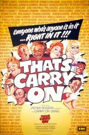 Subtitrare That's Carry On