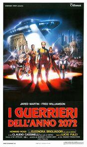 Subtitrare Rome 2033: The Fighter Centurions (I guerrieri del