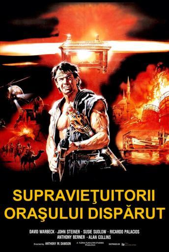 Subtitrare The Ark of the Sun God (I sopravvissuti della citt