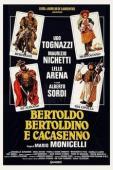 Subtitrare Bertoldo, Bertoldino e... Cacasenno
