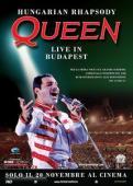 Subtitrare Varázslat - A Queen Budapesten