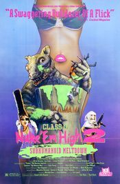Subtitrare Class of Nuke 'Em High Part II: Subhumanoid Meltdo