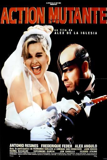Subtitrare Acción Mutante (Mutant Action)