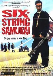 Subtitrare Six-String Samurai