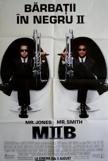 Subtitrare Men in Black II
