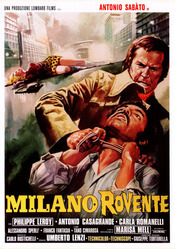 Subtitrare Milano rovente (Gang War in Milan)