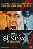Subtitrare Any Given Sunday