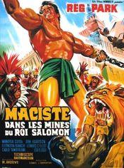 Subtitrare Maciste nelle miniere di re Salomone