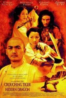 Subtitrare Crouching Tiger, Hidden Dragon (Wo hu cang long)