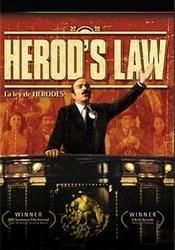 Subtitrare La Ley de Herodes (Herod's Law)