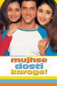 Subtitrare Mujhse Dosti Karoge! (Let's Be Friends!)